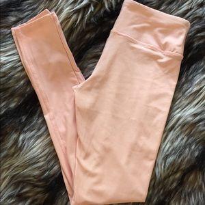 Baby Pink Pocket Leggings